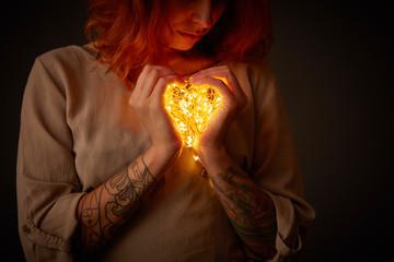 Search photos heart sparkle