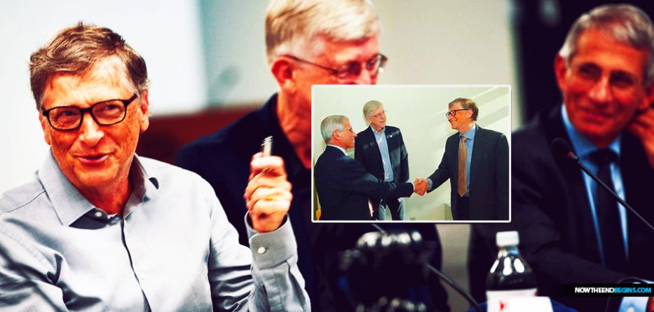 Dr. Anthony Fauci Has Subverted The Trump Administration To Carry Out Bill Gates 'Global Vaccine ...