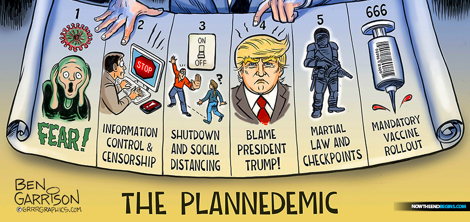 Welcome To The Plannedemic, What The New World Order Calls ...