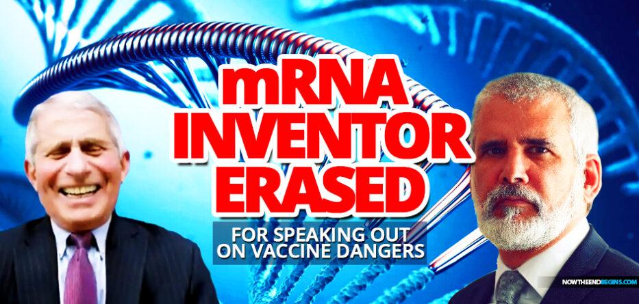 Inventor Of mRNA Vaccine Technology Dr. Robert Malone ...