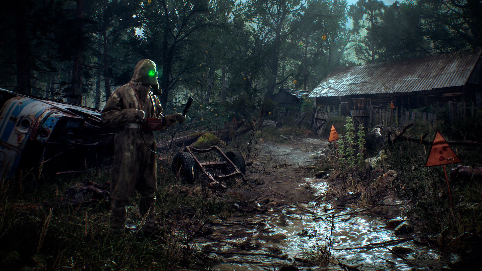Chernobylite - New Screenshots and Details