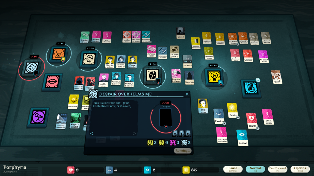 Cultist Simulator Review - Watch Your Countdown to Madness ...