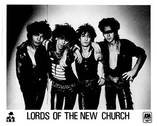 L is for Lords of the New Church | The Musings of Frank Gallardo