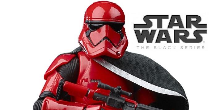 Captain Cardinal Joins Hasbro's Star Wars Black Series ...
