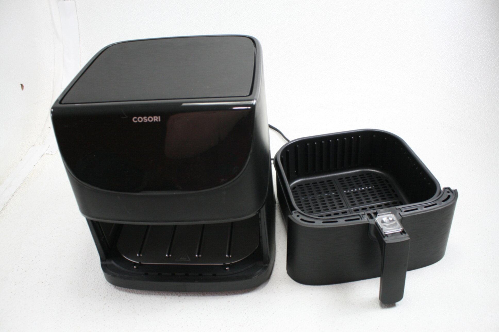 COSORI Smart WiFi 1700 W 5.8 Qt Air Fryer Programmable ...