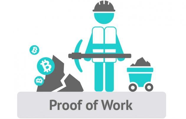 Proof-of-Work (PoW) - The Blockchain Land