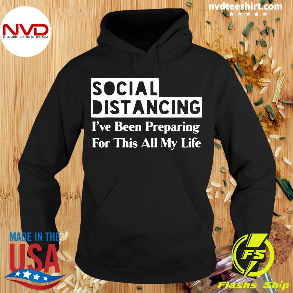 Official Social Distancing Anti Social Funny Introvert ...