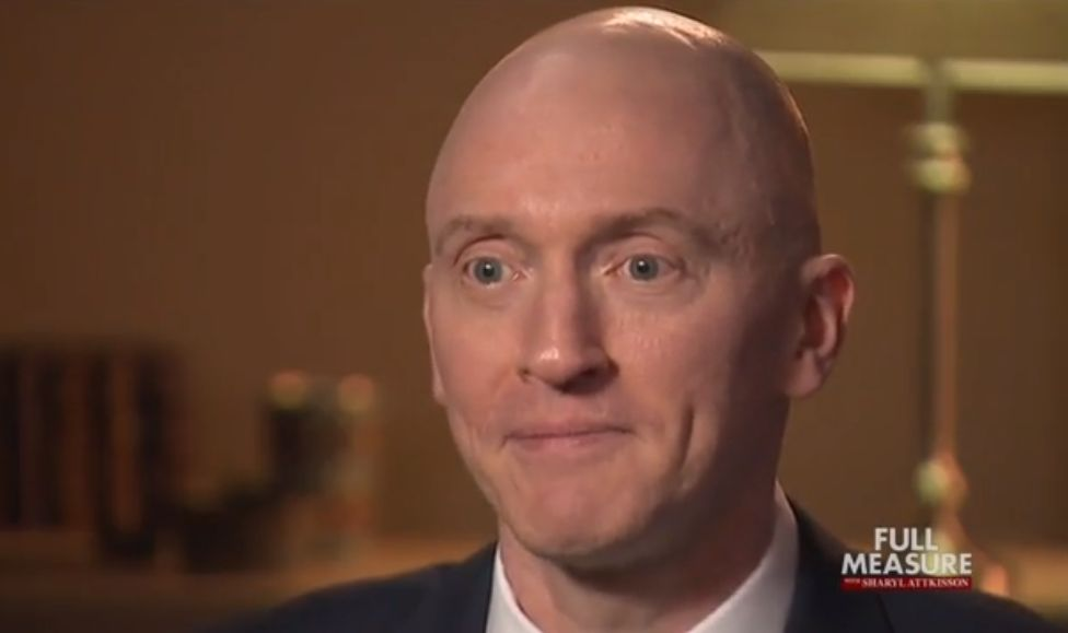 Spy Court Admits FISA Warrants Against Carter Page Were 'Not Valid'…