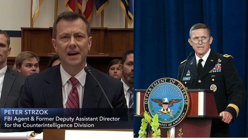 DOJ Just Disclosed 'Explosive' Handwritten Notes From Peter Strzok To Michael Flynn's Defense Team…