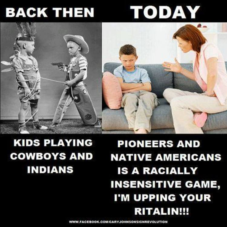 Meme Illustrates Difference Between Kids Then And Kids Today
