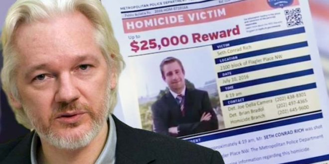 Attorney Clevenger Alleges Office of DNI Has Communications Between Seth Rich and WikiLeaks…