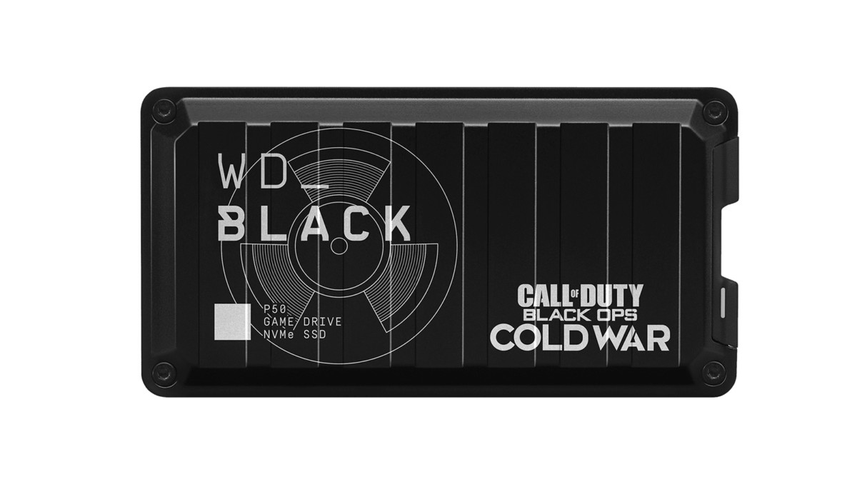Western Digital Call of Duty: Black Ops SSD can reach ...