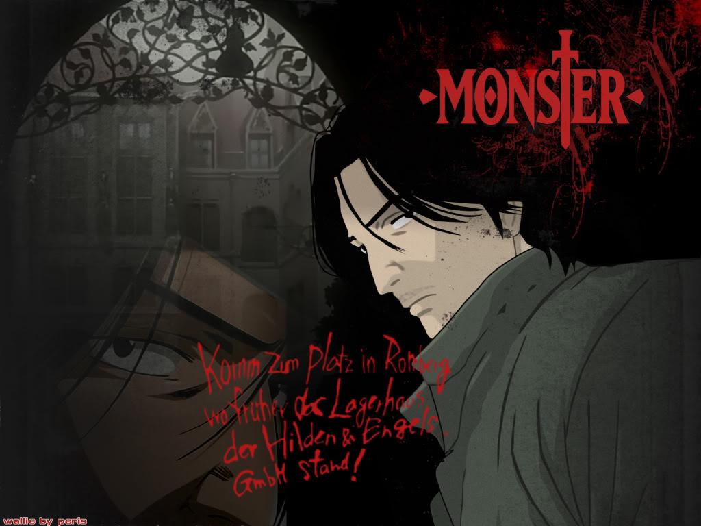 [Anime Review]: Monster | The Geek Clinic