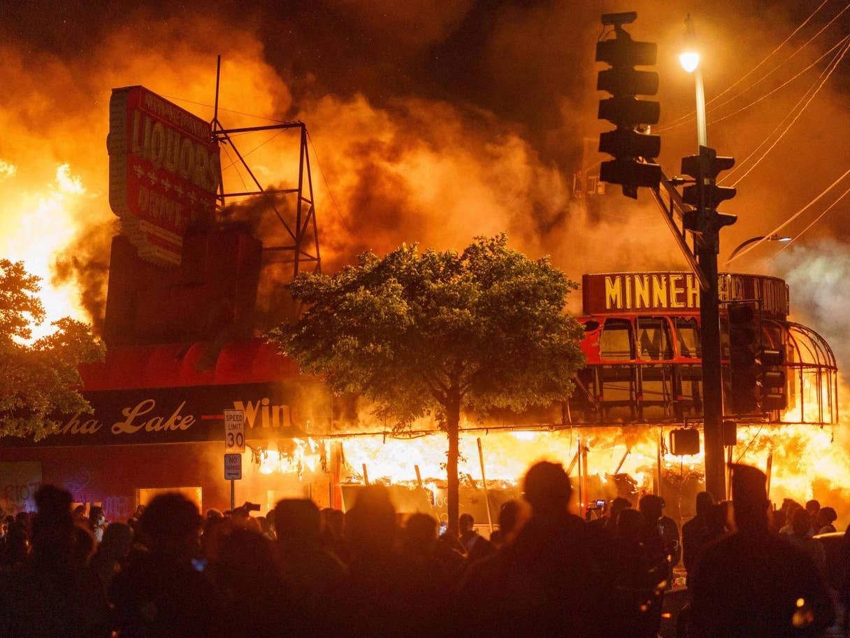 Do the Riots in Minneapolis Forebode Greater Civil Unrest ...