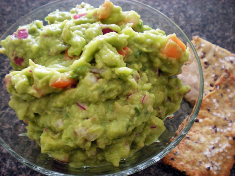 Avocado Dip | the Goodie Plate