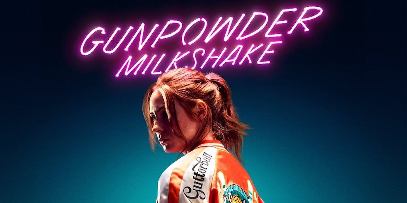 'Gunpowder milkshake' movie review | TheGWW.com