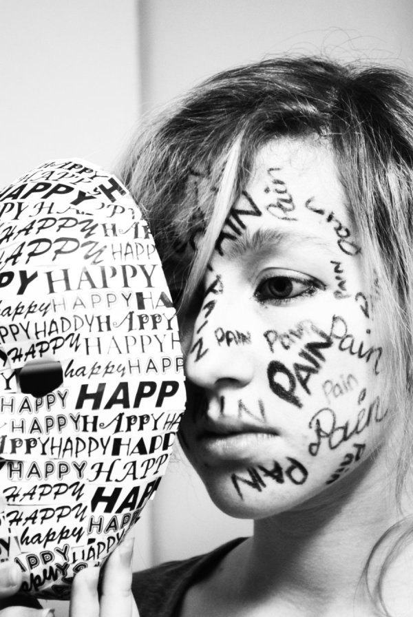 Behind the Mask. | The Haitian Therapist