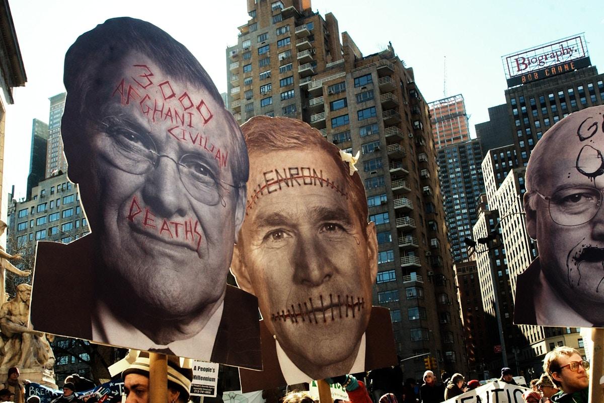 Farewell to Donald Rumsfeld