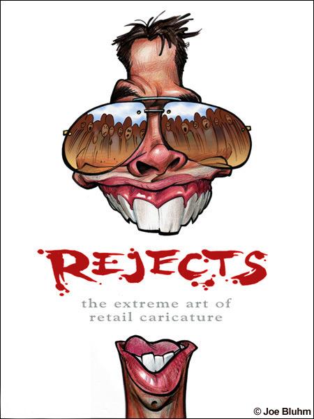 Recopilación de caricatura Joe Bluhm Rejects