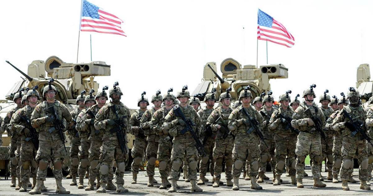 US Moving Troops for Military Invasion of Venezuela ...
