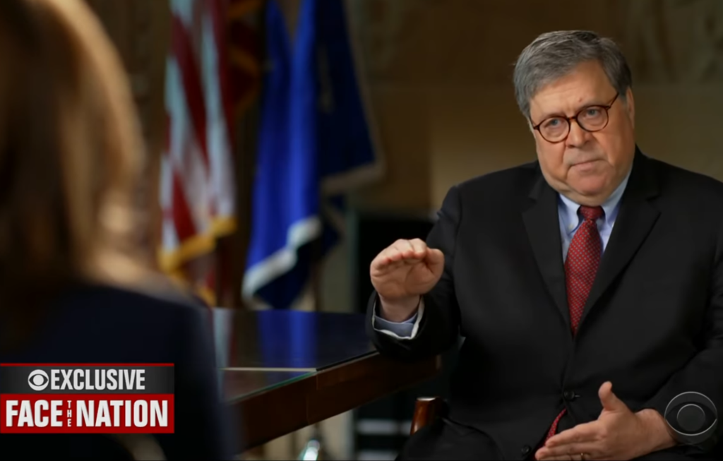 CBS Deceptively Edits Barr Interview, Leaving Out Key Details On Violent Riots, Police Oversight…