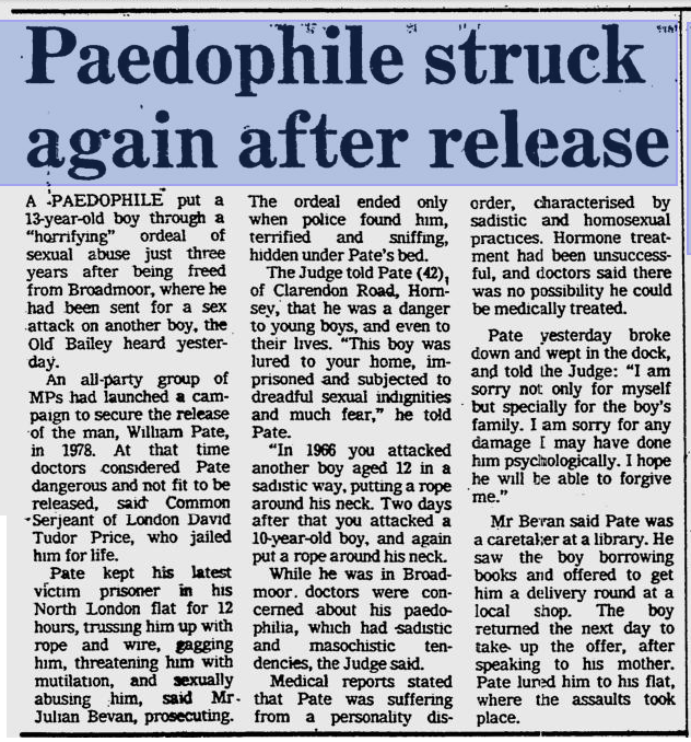 1978: MPs Successfully Campaign For The Release Of ...