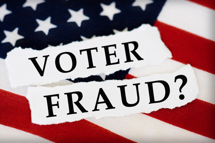 Voter Fraud: Pennsylvania Democrats Caught Throwing Out ...