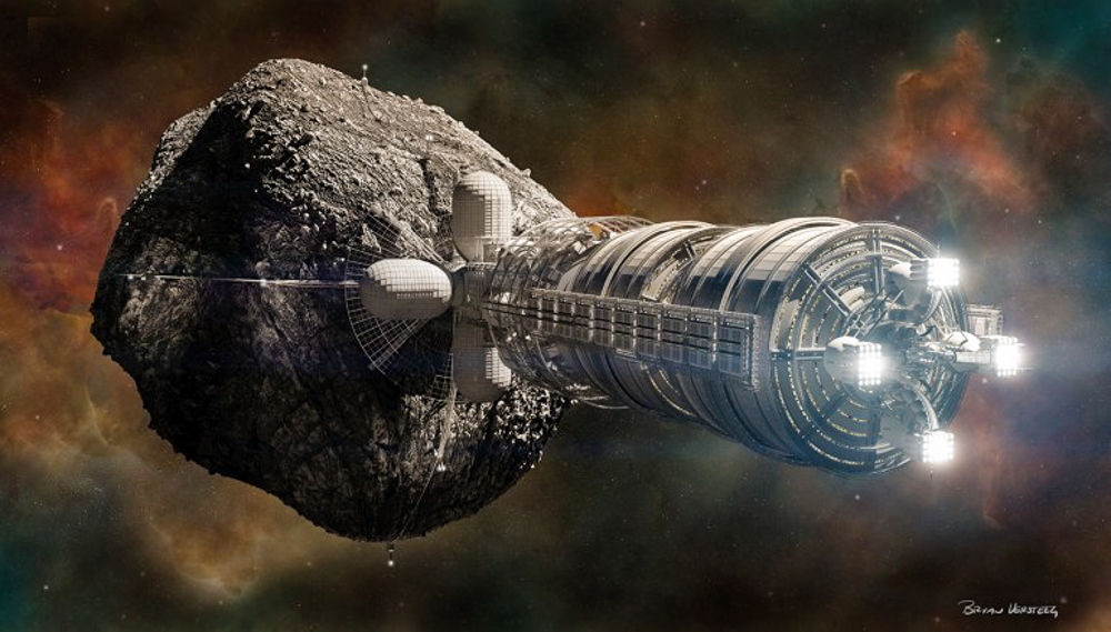 Mining asteroids for resources has become a very real ...