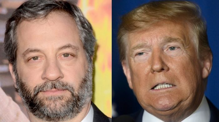 Hollywood A-Lister Judd Apatow Calls Trump 'A Mass ...