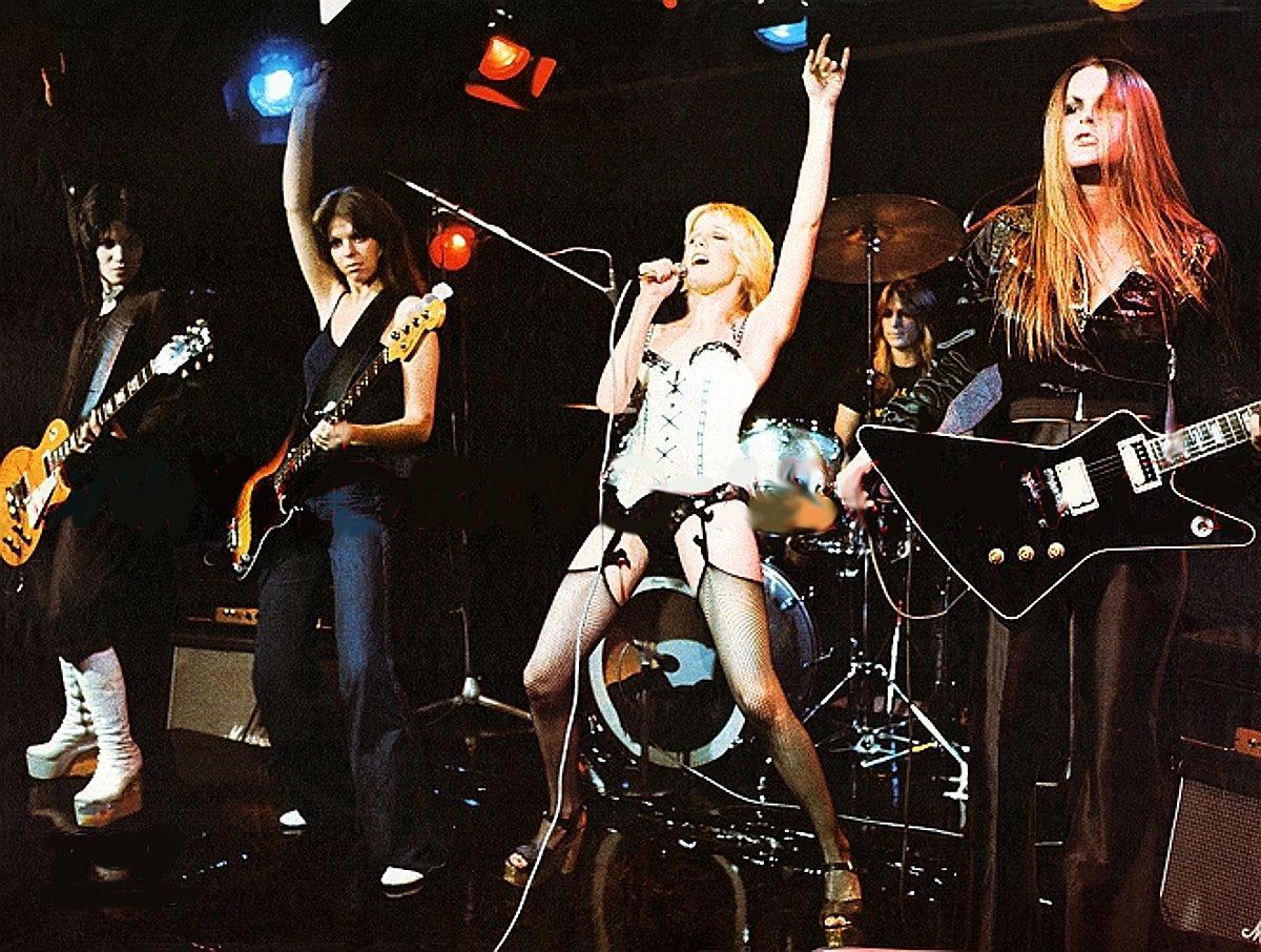 the runaways band photo live | The Selvedge Yard