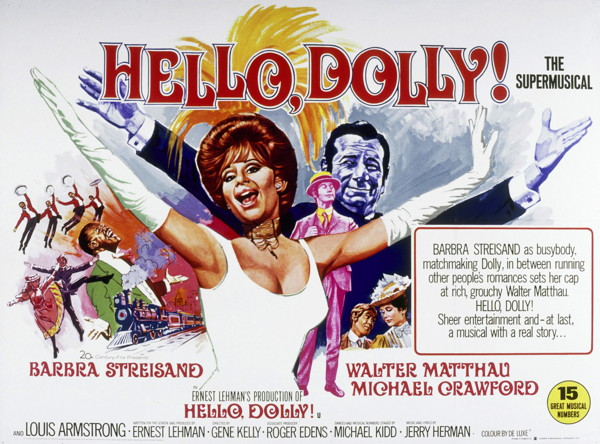 Hello, Dolly! | The Soul of the Plot