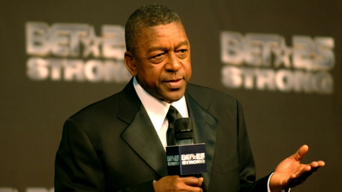 BET founder Robert Johnson urges Black Lives Matter to form its own independent political party…