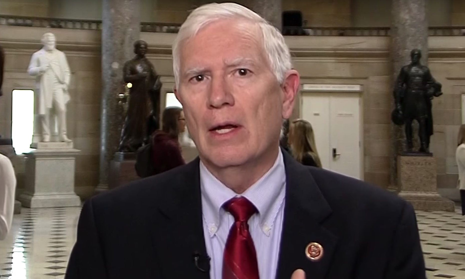 GOP Congressman quotes Hitler in anti-Semitic attack on Democrats and the press
