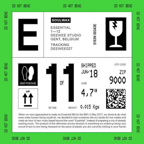 Soulwax to release new album Essential on vinyl - The ...