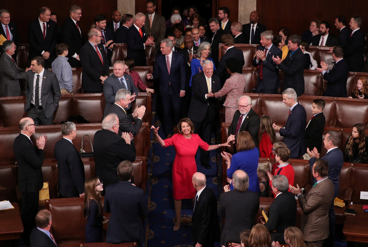 Some House Democrats push Pelosi to withhold impeachment articles, delay Senate trial…
