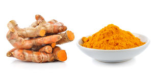 Turmeric Roots Royalty Free Stock Photography - Image: 9899907