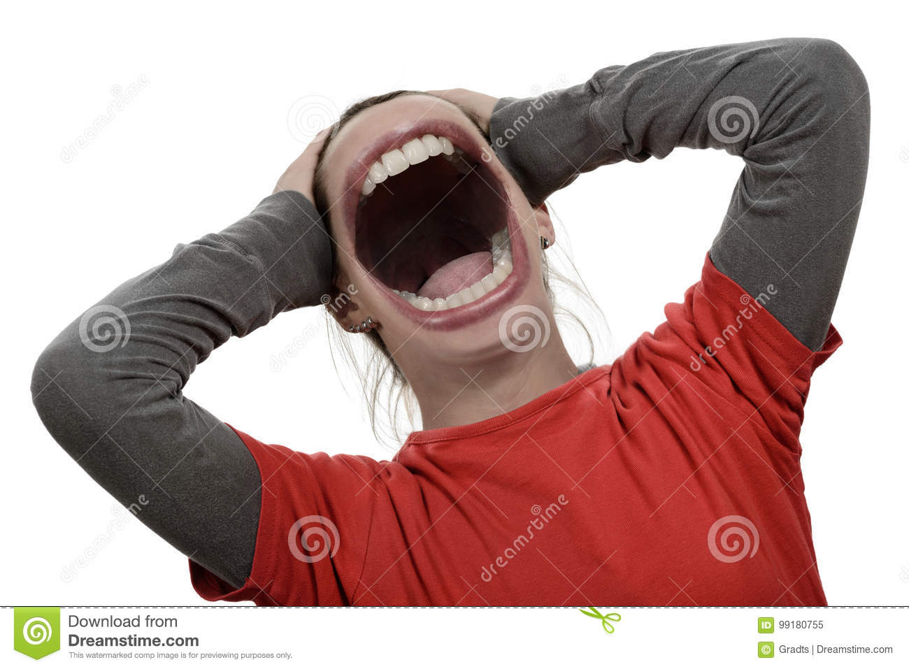 Scream Stock Images - Download 62,767 Royalty Free Photos