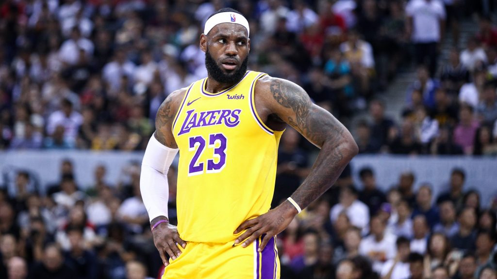 NBA LeBron James Is a Coward. : ThyBlackMan.com