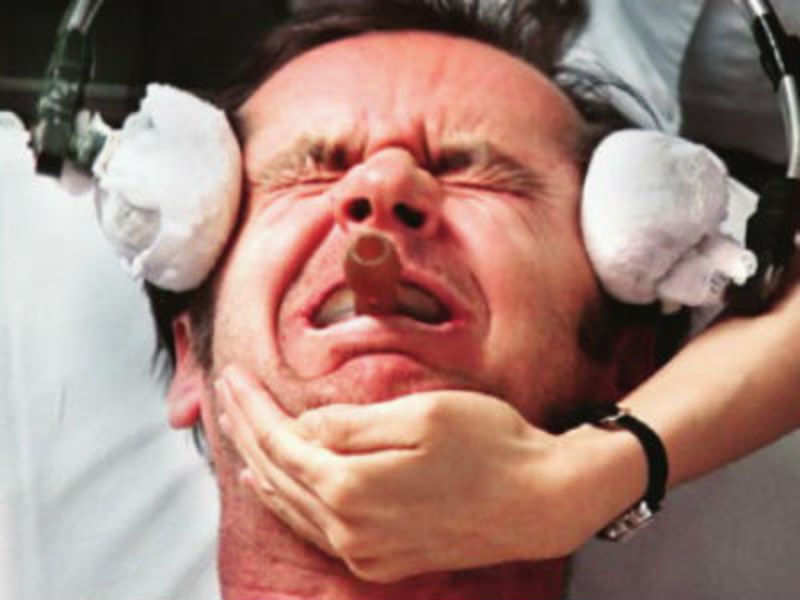 Shock therapy returns to cure mental illness - Times of India