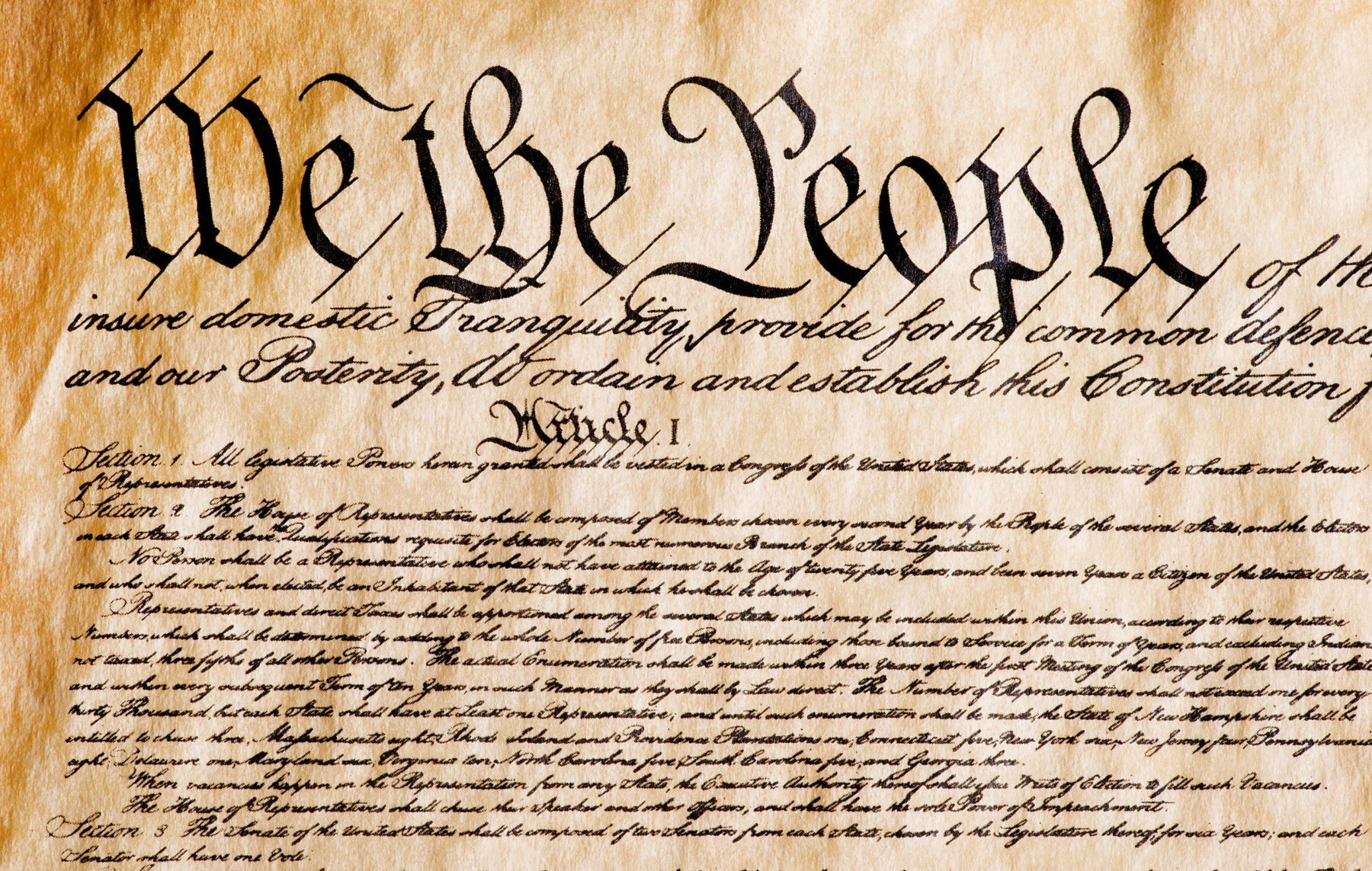 Are there holes in the Constitution? - Harvard Law Today