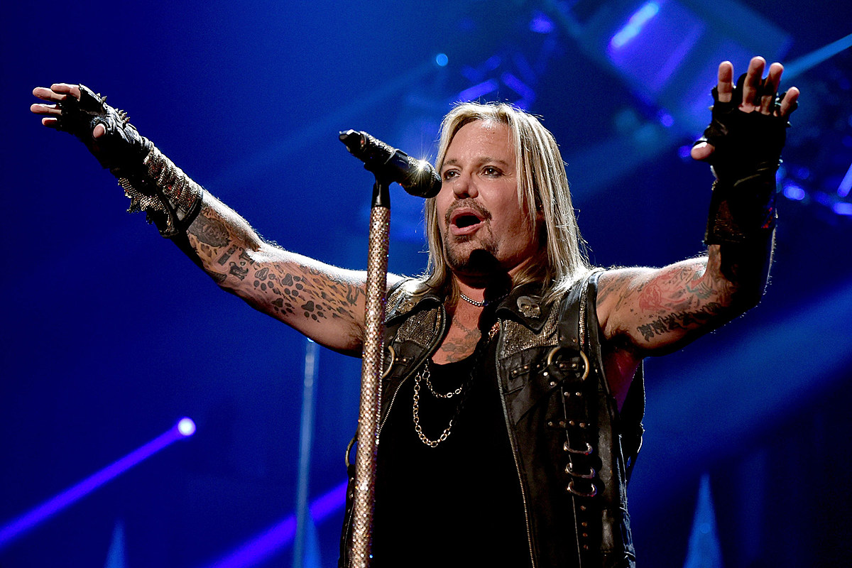Vince Neil Loses Legal Fight With His Lawyers