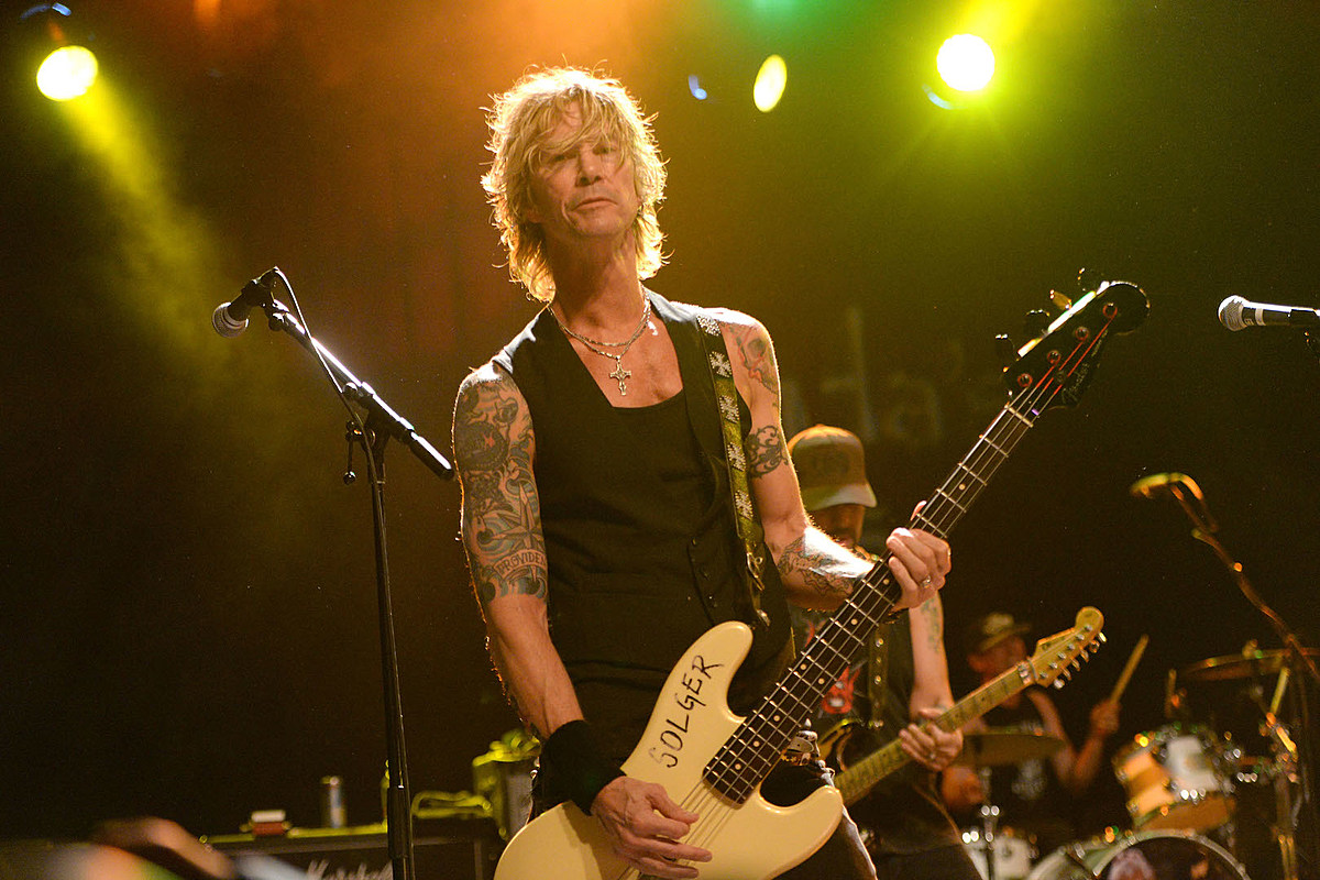 Duff McKagan on How Slash + Axl Rose's Musicianship ...