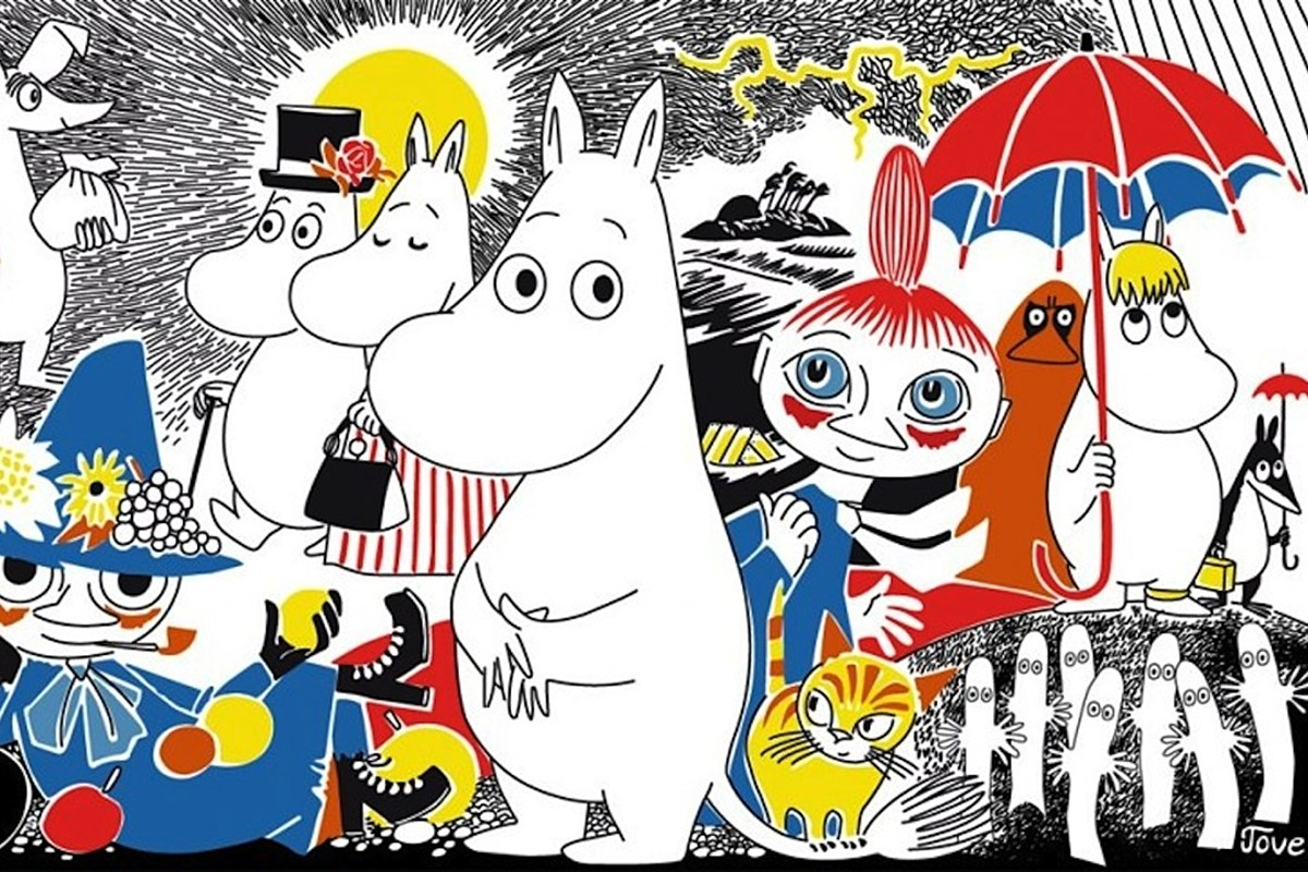 Oh, What Happiness! Remembering 'Moomin' Creator Tove Jansson