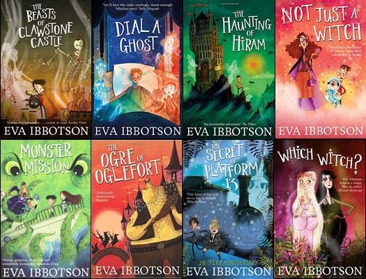 Eva Ibbotson Chatterbooks activity pack | Reading Agency