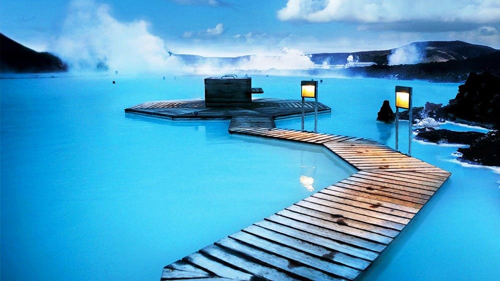 Blue Lagoon, Iceland | Corners of World