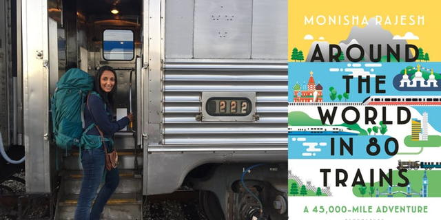 Book Review: Around the World in 80 Trains | Travelrat's ...
