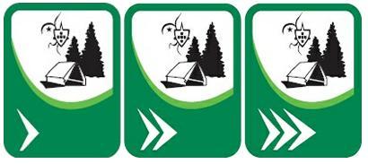 Progresso Escotista | Tribo Escoteiros