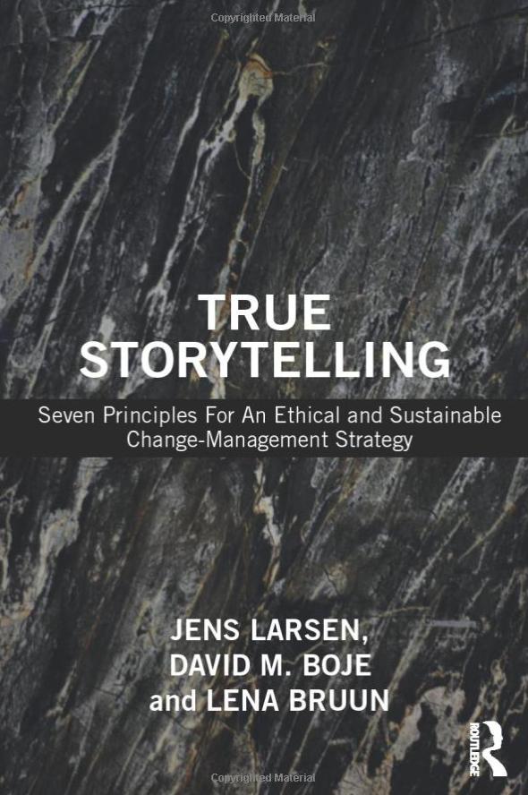 Literature - True storytelling
