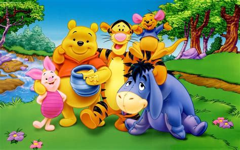 Winnie-the-Pooh HD Wallpapers