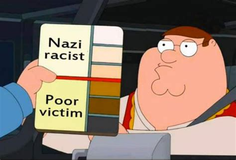 """How to identify a """"racist"""""""